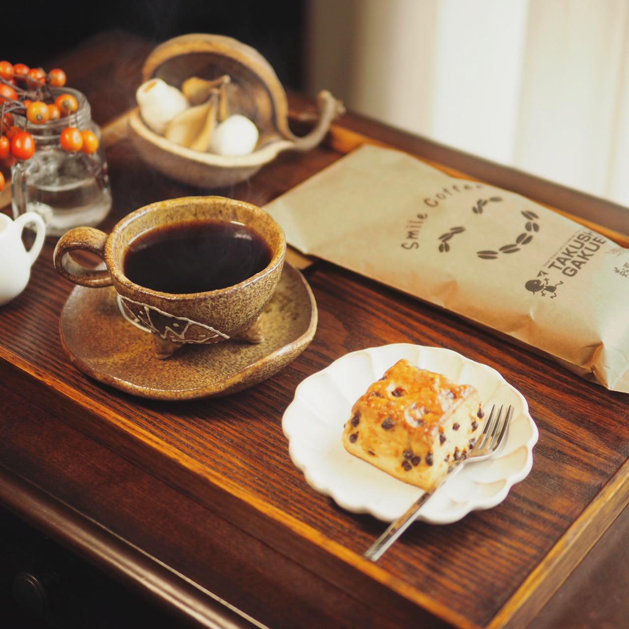たくし学園 スマイルコーヒー